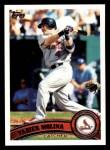 2011 Topps #90  Yadier Molina  Front Thumbnail