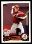 2011 Topps #39  Ian Kennedy  Front Thumbnail