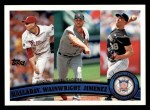2011 Topps #11   -  Roy Halladay / Adam Wainwright / Ubaldo Jimenez NL Wins League Leaders Front Thumbnail