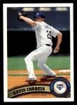 2011 Topps #47  Kevin Correia  Front Thumbnail