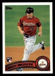 2011 Topps #88  Brian Boqusevic  Front Thumbnail