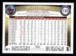 2011 Topps #133  Miguel Tejada  Back Thumbnail