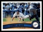 2011 Topps #158  Casey Blake  Front Thumbnail