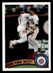 2011 Topps #157   Mets Team Front Thumbnail