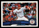 2011 Topps #146  Roy Halladay  Front Thumbnail