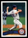 2011 Topps #103  Cliff Lee  Front Thumbnail