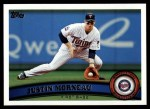 2011 Topps #293  Justin Morneau  Front Thumbnail