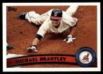 2011 Topps #274  Michael Brantley  Front Thumbnail