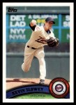 2011 Topps #281  Kevin Slowey  Front Thumbnail