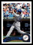 2011 Topps #240  Andre Ethier  Front Thumbnail