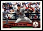 2011 Topps #299  Chris Carpenter  Front Thumbnail