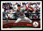 2011 Topps #299  Chris Carpenter  Front Thumbnail