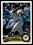 2011 Topps #297  Jason Jaramillo  Front Thumbnail