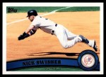 2011 Topps #279  Nick Swisher  Front Thumbnail