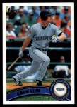 2011 Topps #365  Adam Lind  Front Thumbnail