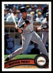 2011 Topps #335  Buster Posey  Front Thumbnail