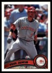 2011 Topps #358  Paul Janish  Front Thumbnail