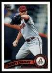 2011 Topps #386  Barry Enright  Front Thumbnail