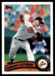 2011 Topps #321  Jeremy Guthrie  Front Thumbnail