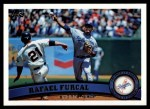 2011 Topps #441  Rafael Furcal  Front Thumbnail