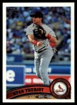 2011 Topps #438  Ryan Theriot  Front Thumbnail