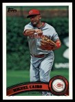 2011 Topps #417  Miguel Cairo  Front Thumbnail