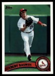 2011 Topps #448  Colby Rasmus  Front Thumbnail