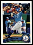 2011 Topps #470  Billy Butler  Front Thumbnail