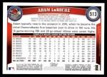2011 Topps #513  Adam LaRoche  Back Thumbnail