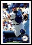 2011 Topps #575  Rod Barajas  Front Thumbnail