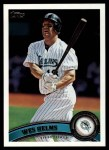 2011 Topps #557  Wes Helms  Front Thumbnail