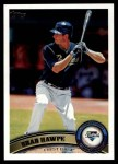 2011 Topps #572  Brad Hawpe  Front Thumbnail