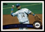 2011 Topps #608  Casey McGehee  Front Thumbnail