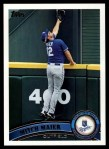2011 Topps #658  Mitch Maier  Front Thumbnail
