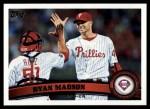 2011 Topps #638  Ryan Madson  Front Thumbnail
