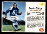 1962 Post #135  Frank Clarke  Front Thumbnail