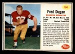 1962 Post #194  Fred Dugan  Front Thumbnail