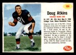 1962 Post #106  Doug Atkins  Front Thumbnail