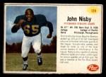 1962 Post #129  John Nisby  Front Thumbnail