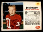 1962 Post #189  Don Bosseler  Front Thumbnail