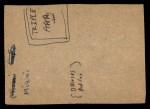1962 Post #76  Raymond Berry  Back Thumbnail