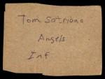 1962 Post #170  Bill Mazeroski  Back Thumbnail