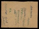 1961 Post Cereal #3 BOX Bill Skowron   Back Thumbnail