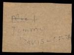 1961 Post Cereal #167 BOX Duke Snider   Back Thumbnail