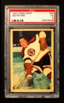 1953 Parkhurst #69  Jim Peters  Front Thumbnail