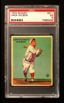 1933 Goudey #211  Hack Wilson  Front Thumbnail