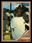 1962 Topps #454  Floyd Robinson  Front Thumbnail