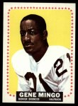 1964 Topps #54  Gene Mingo  Front Thumbnail