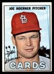 1967 Topps #41  Joe Hoerner  Front Thumbnail