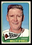 1965 Topps #476  Billy O'Dell  Front Thumbnail